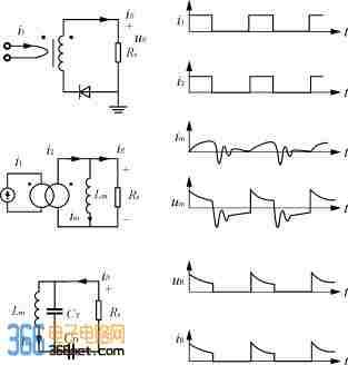 改进的电流互感器检测电路