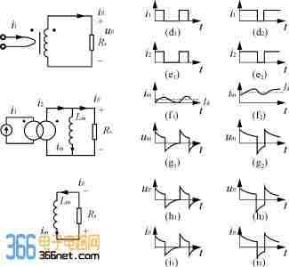 常用的电流互感器检测电路分析