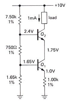 >> 恒流源电路工作原理