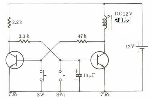 双稳态多谐振荡器